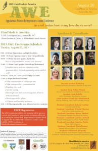 AWE conference2013 poster 1