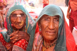 Women of the Thar Desert