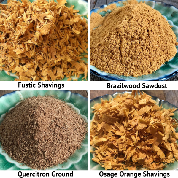 Woos - shavings, sawdust and ground